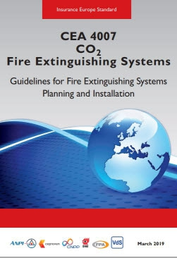 CEA 4007 - CO2-Fire extinguishing systems (E)