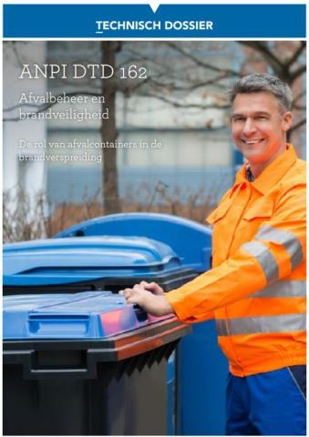 DTD 162 Afvalbeheer en brandveiligheid