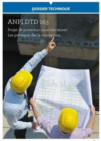DTD 163 Projet de protection incendie réussi