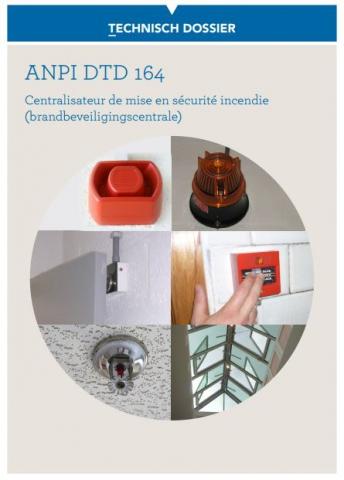 DTD 164 CMSI Brandbeveiligingscentrale