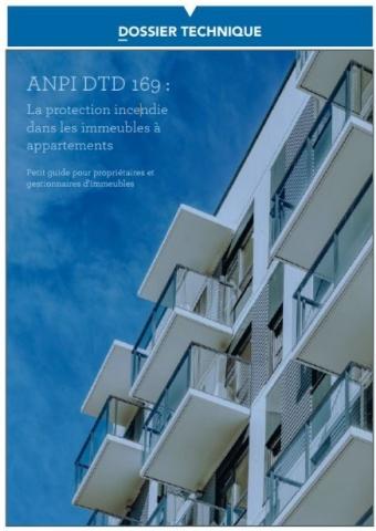 DTD 169 Protection incendie des immeubles à appartements