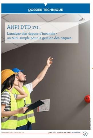 DTD 171 L'analyse des risques d'incendie / Brandrisicoanalyse