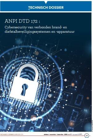 DTD 172 Cybersecurity van verbonden brand- en diefstalbeveiligingssystemen en -apparatuur