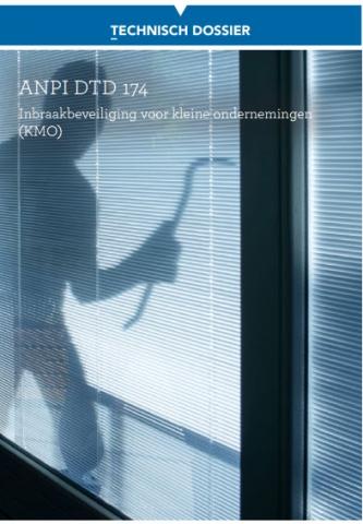 DTD 174 Inbraakbeveiliging voor kleine ondernemingen KMO