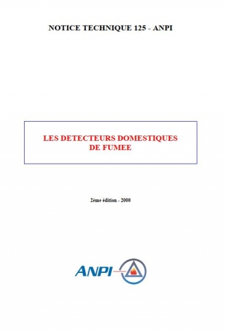 NTN 125 Domestic fire alarms