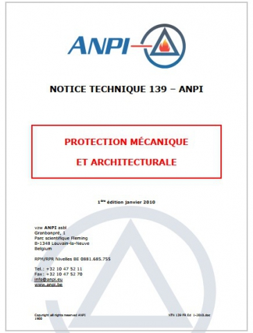 NTN 139 Mechanical and architectural security (F/N)