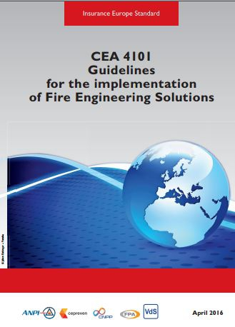 CEA 4101 Implementation of fire engineering solutions (E )