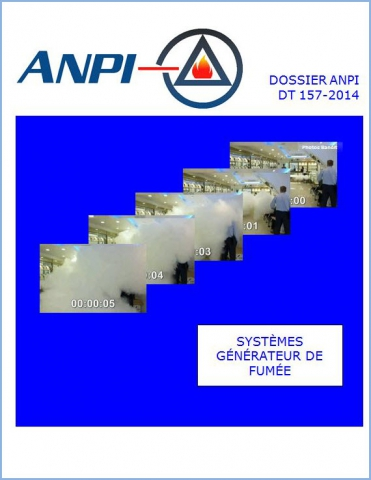 DTD 157 Systèmes générateur de fumée anti-aggression