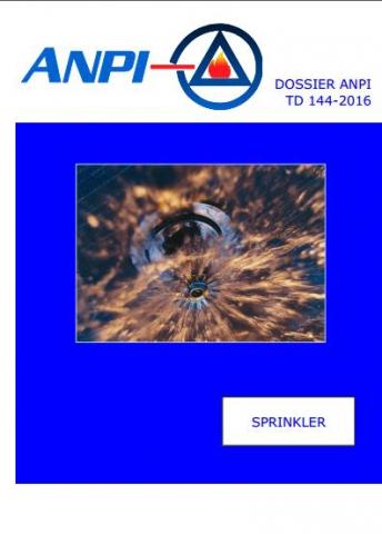 DTD 144 Sprinklers