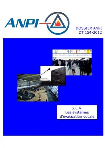 DTD 154 S.E.V. Systèmes d'évacuation vocale