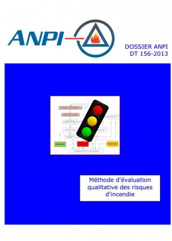 DTD 156 Méthode d'évaluation qualitative des risques d'incendie