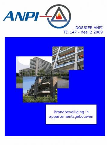DTD 147 Brandbeveiliging in appartementsgebouwen