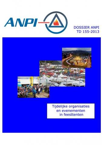 DTD 155 Organisaties en evenementen in feesttenten