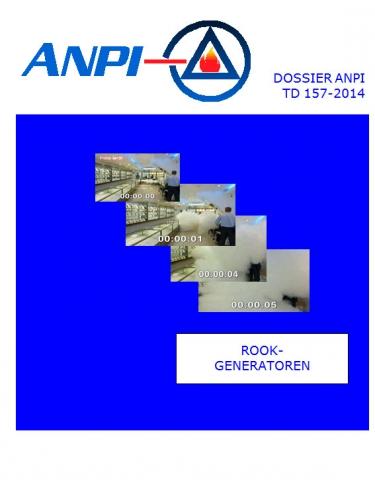 DTD 157 Rookgeneratoren antiagressie