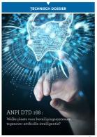 DTD 168 Welke plaats voor beveiligingssystemen tegenover artificiële intelligentie?