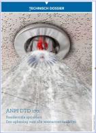 DTD 170 Residentiële sprinklers
