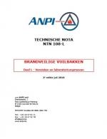 NTN 108-L Brandveilige vuilbakken : Deel  L - Vereisten en laboratoriumproeven