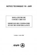 NTN 118 Short circuit insulators (FR/NL)