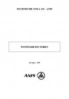 NTN 125 Détecteurs domestiques de fumée / Woningdetectoren