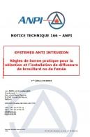 NTN 166 Systèmes anti intrusion - Diffuseurs de brouillard ou de fumée