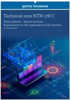 NTN 178-C Systèmes d'alarme - services à distance (EN)