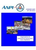 DTD 155 Organisations & événements temporaires sous chapiteaux