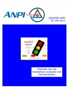 DTD 156 Fire risk evaluation (F/N)