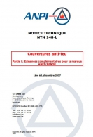NTN 148-L Fire blanket (F/N)
