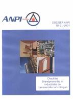 DTD 51 Checklist brandpreventie in industriële en commerciële inrichtingen